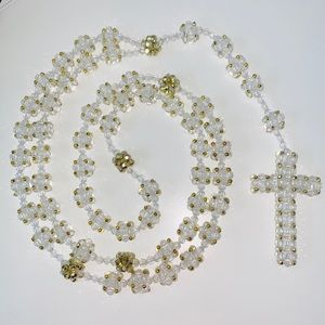 Other - Large Beaded Rosary